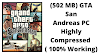 (502 MB) GTA San Andreas PC Highly Compressed ( 100% Working)