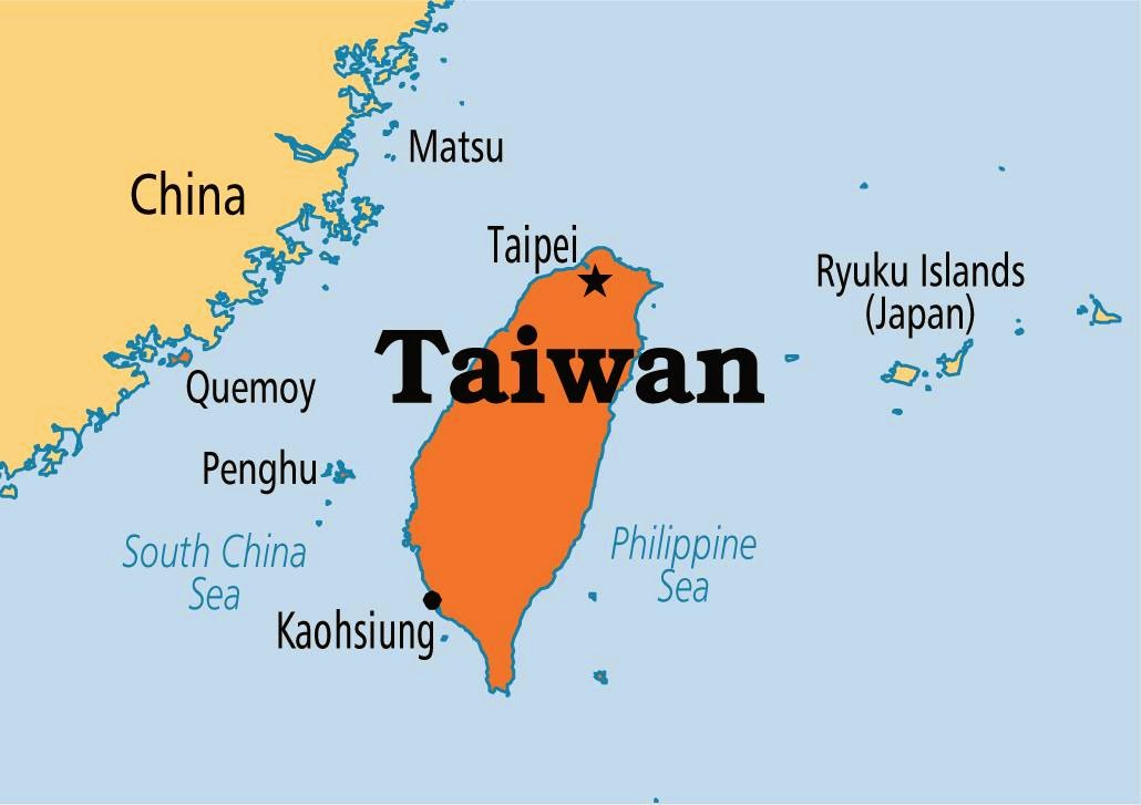 Discovering Taiwan