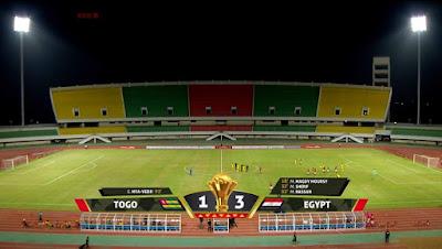 ملخص واهداف مباراة مصر وتوجو (3-1) في في تصفيات كأس أمم أفريقيا