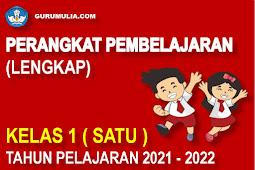 Perangkat Pembelajaran Lengkap SD Kelas 1 Kurikulum 2013 Tahun Pelajaran 2021-2022