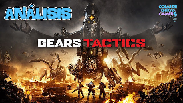 Análisis de Gears Tactics para PC