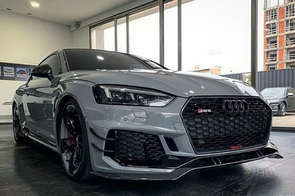 Audi RS5-R ABT Mauro Zárate