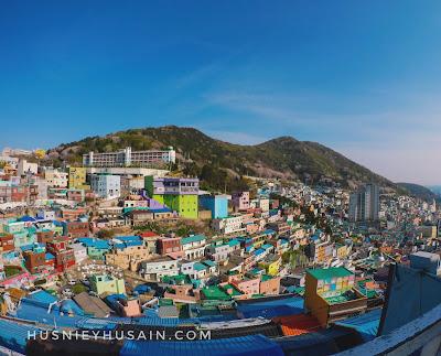 Jelajah Busan Korea Ke Gamcheon Culture Village Dan Penulis   Kongsikan Bagaimana Cara Dapatkan Busan Subway Pass PERCUMA!
