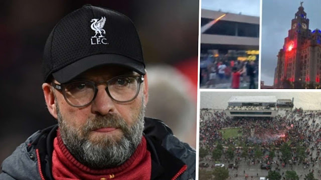 Jurgen Klopp Meminta Fans Liverpool Untuk Bijak Selebrasi Juara