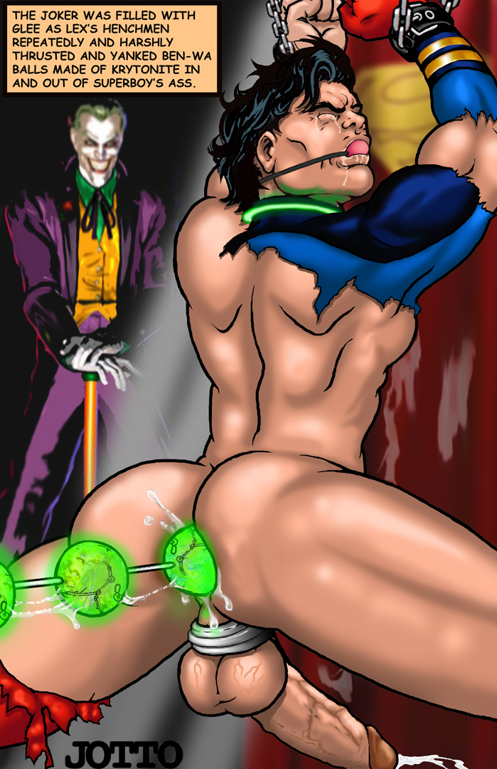 Superboy schwul Pornos