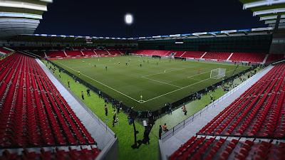PES 2021 Stadium MCH Arena