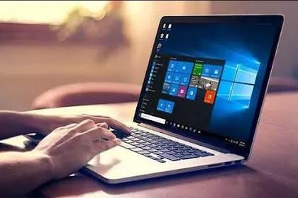 √ Software yang Harus Di-install di Windows 10
