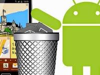 Cara menghapus aplikasi bawaan android yang sudah di root maupun belum