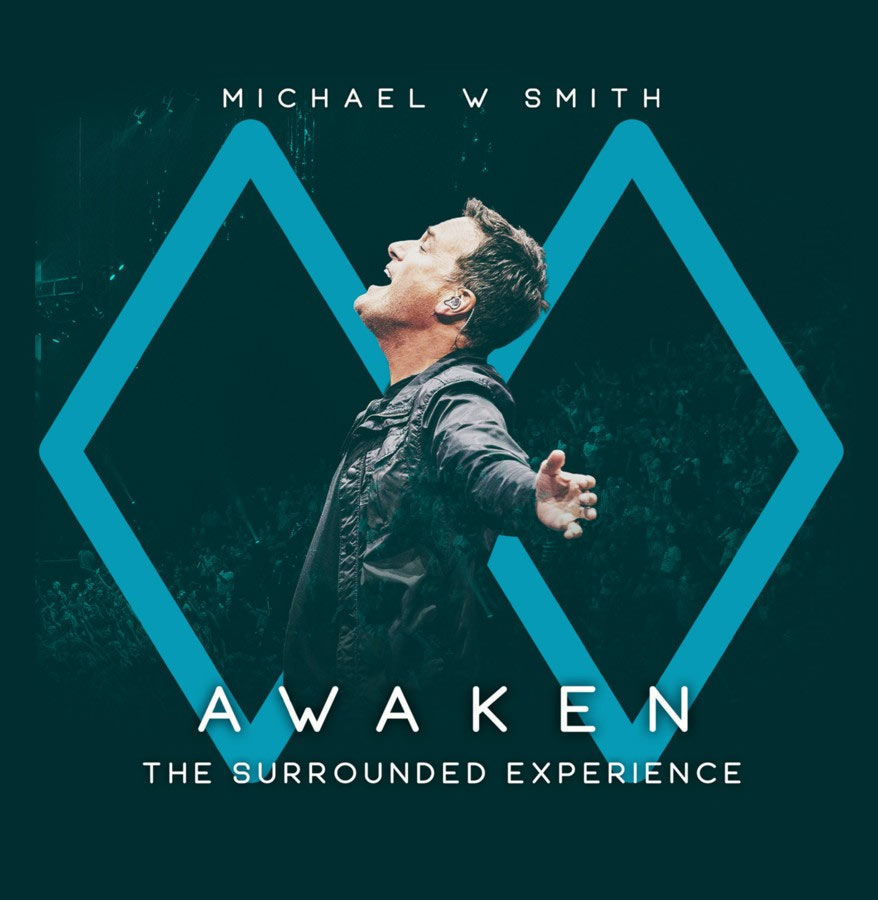 michael w. smith - awaken the surrounded experience 2019 English Christian Album