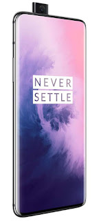 OnePlus 7 Pro (Mirror Grey 8GB RAM Fluid AMOLED Display 256GB Storage 4000mAH Battery)