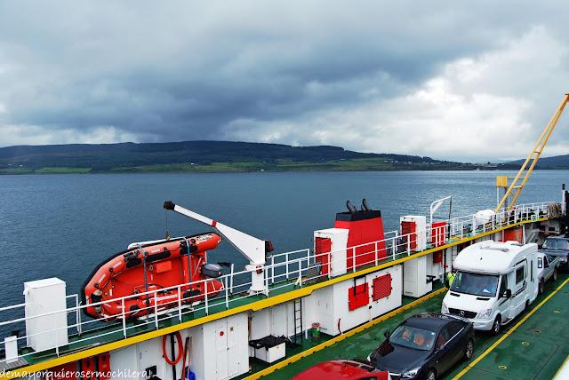 ferry Escocia