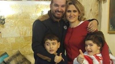 بالصور :تعرف على زوجة الإعلامي طوني خليفة