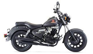 Spesifikasi Benelli Motobi200