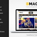BMAG v2.0 Magazine Responsive Blogger Template