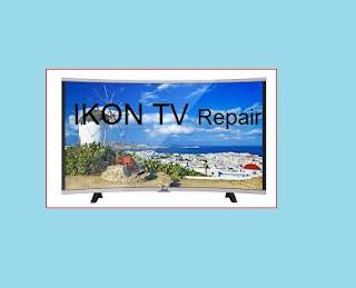 ikon Tv repair