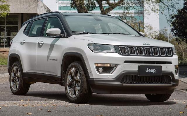 Jeep Compass 2017 Flex Limited - Preço
