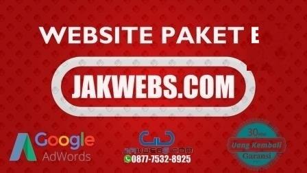 paket website murah, pesan website murah, web paket E jakwebs