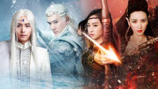 Sinopsis Ice Fantasy Episode 1 - Terakhir (Tamat)