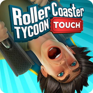 Game RollerCoaster Tycoon Touch Mod Apk Unlimited Money Terbaru