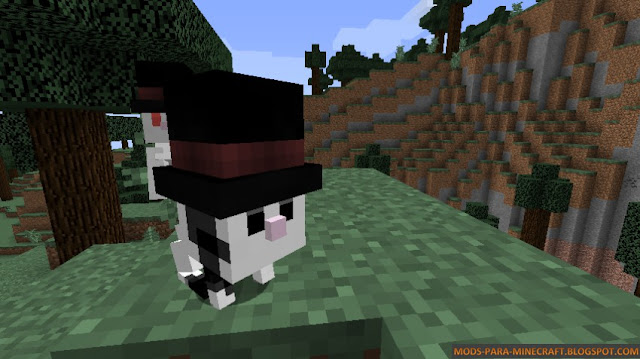 Que monono! - Better Than Bunnies Mod para Minecraft 1.8.9