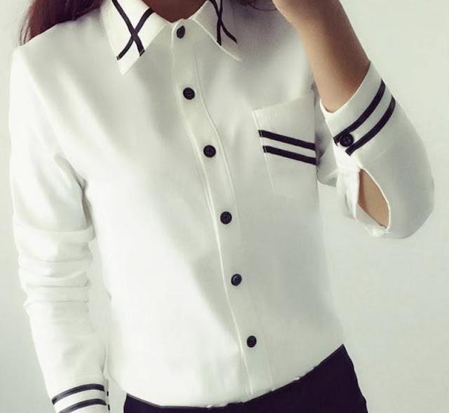 Tips Memilih Model Baju Atasan Untuk Wanita yang Kekinian