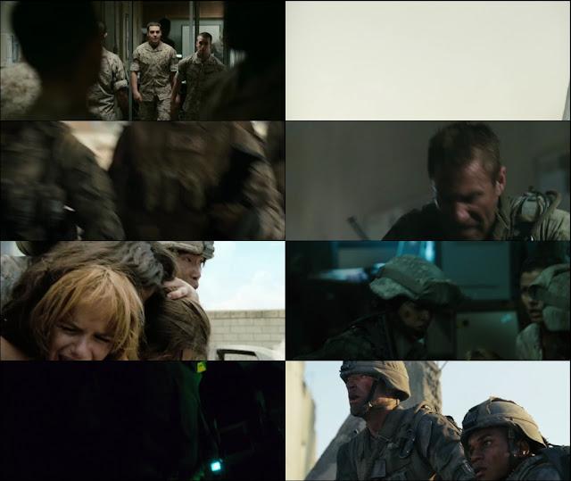 Battle Los Angeles 2011 Dual Audio 720p BluRay