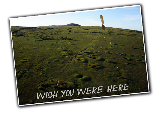 Wish you were here - it's Dig Week!