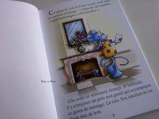 La petite souris à Paris