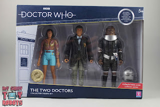 Doctor Who 'The Two Doctors' Set Box 01