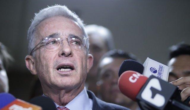 Aún preso, ¿Uribe pidió violencia contra manifestación de indígenas?