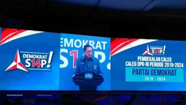Demokrat Yakin Beri Efek Ekor Jas ke Prabowo