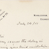 Signed Letter from Conan Doyle Up for Auction