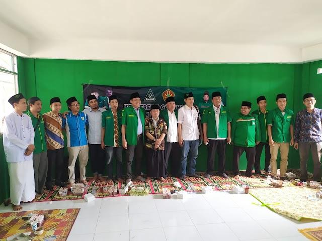 Nasrudin Aklamasi Pimpin GP Ansor Lombok Utara