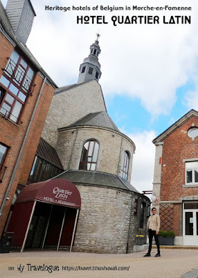 Hotel Quartier Latin Heritage Hotel Marche-en-Famenne Wallonia Belgium