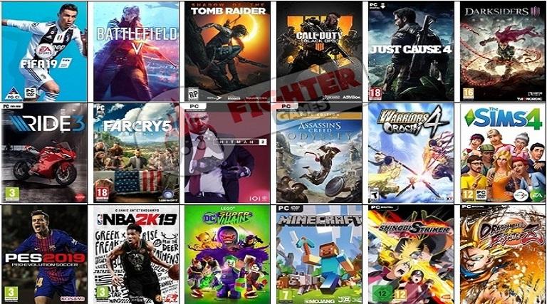 Daftar game warnet 2020 yang sering dimainkan