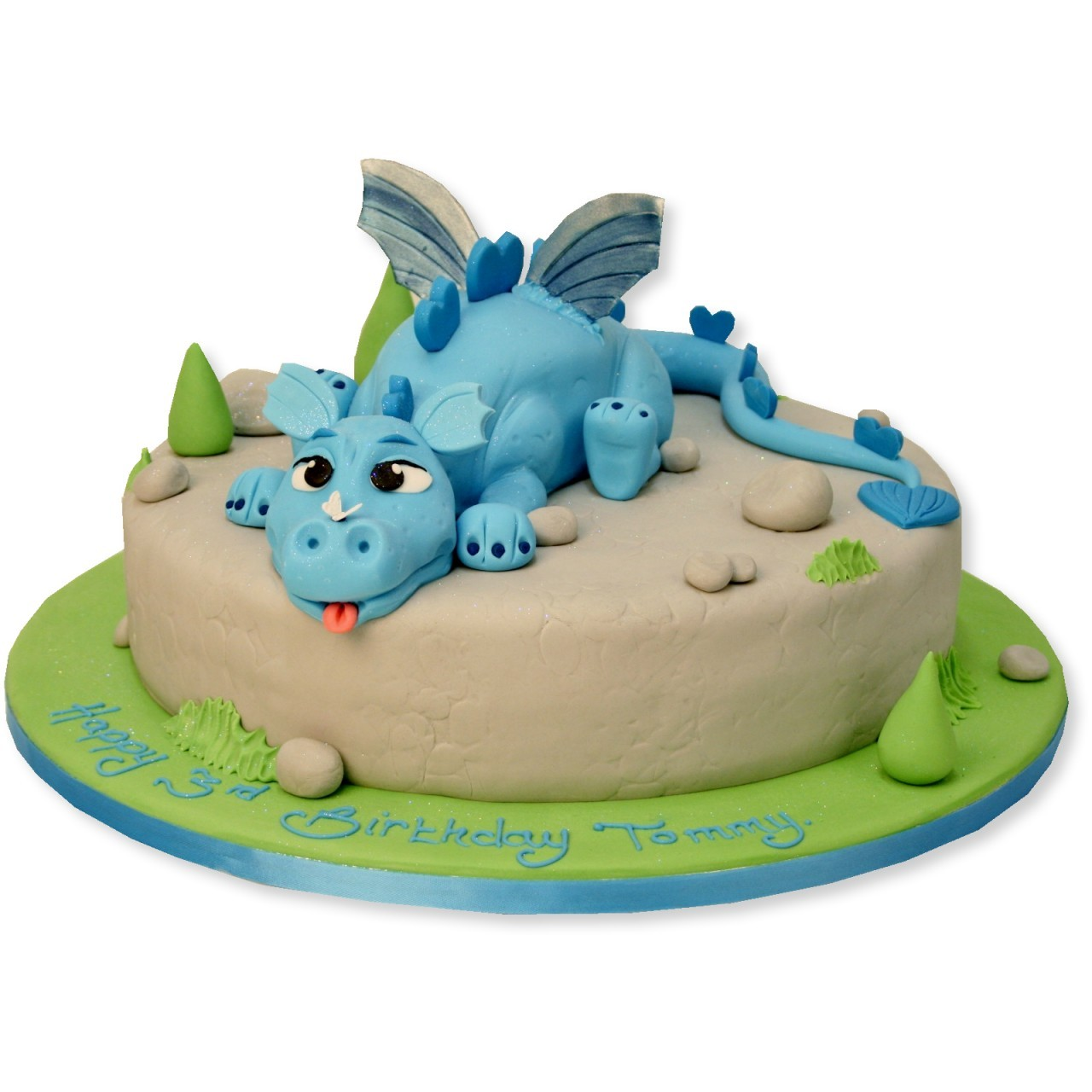 Dreams And Wishes We Re Baking A Dragon Cake To Celebrate