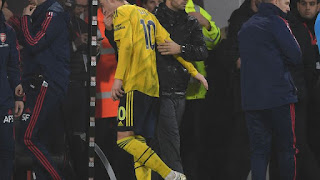 Arsenal boss Mikel Arteta hails Mesut Ozil's