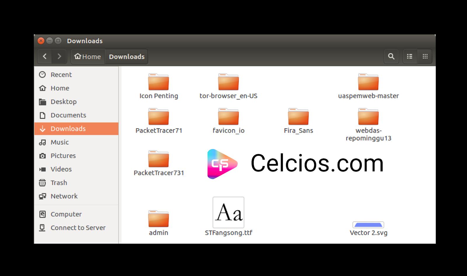 Direktori Downloads