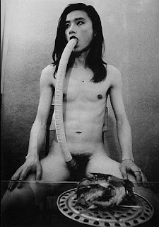 Nude Performance Art 110
