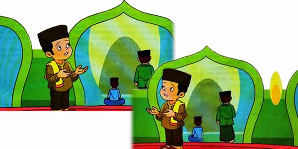 Doa Ketika Masuk Masjid dan Doa Ketika Keluar Masjid Lengkap