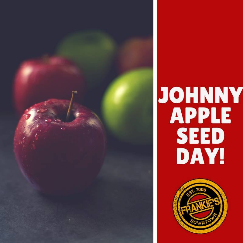 Johnny Appleseed Day Wishes Awesome Picture