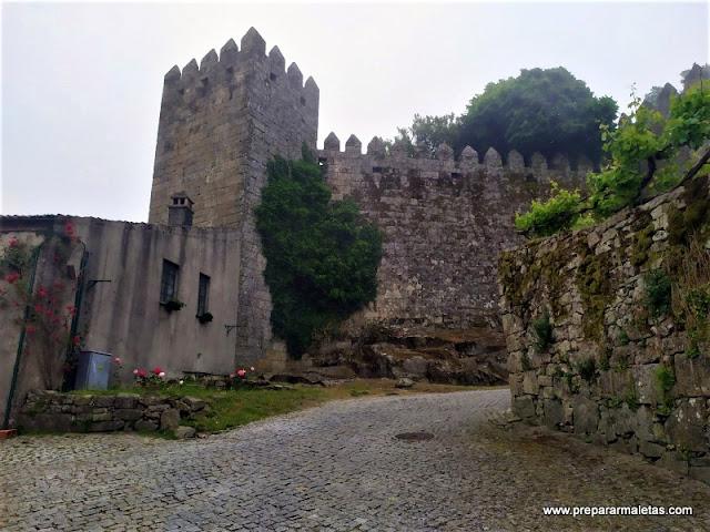 qué ver en Trancoso, aldea histórica de Portugal