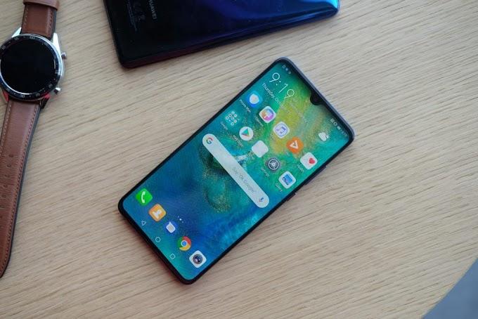 Sorteio do Smartphone Huawei Mate 20 e Smartwatch Huawei Watch GT
