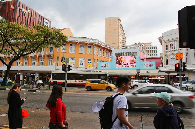 jalan bugis singapura