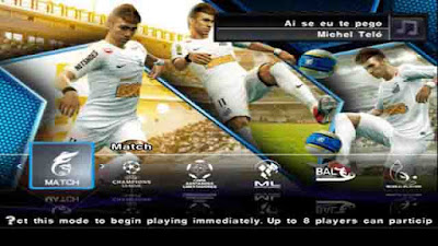 Download Game Pro Evolution Soccer 13 PES 2013 ISO PS2 (PC)