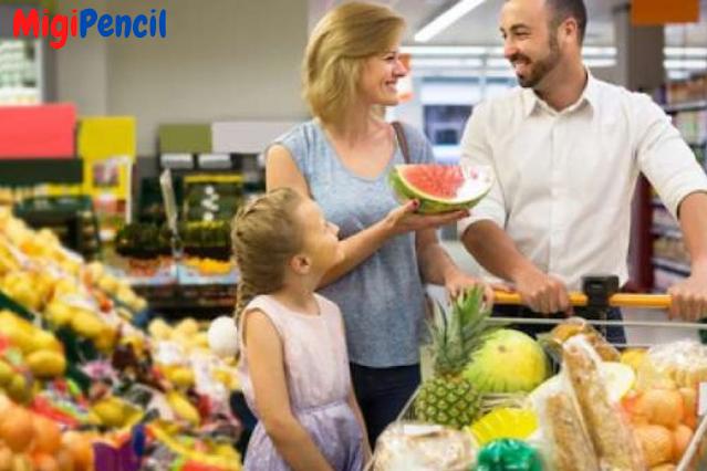 Cara Menghemat Uang Makan Keluarga