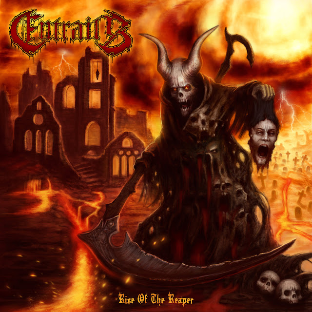 "Entrails - ""Rise of the Reaper"""
