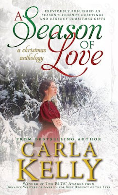 Heidi Reads... A Season of Love by Carla Kelly