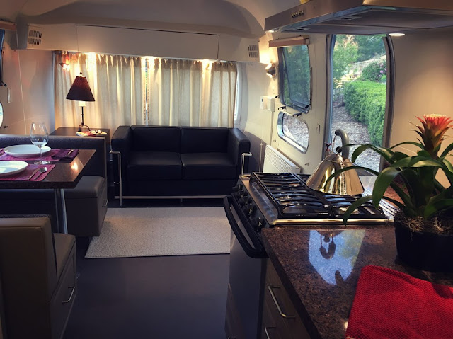 Airstream Sovereign Trailer