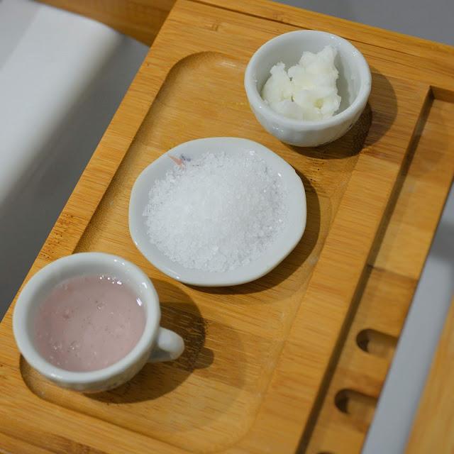 DIY Lush Sea Salt Shampoo